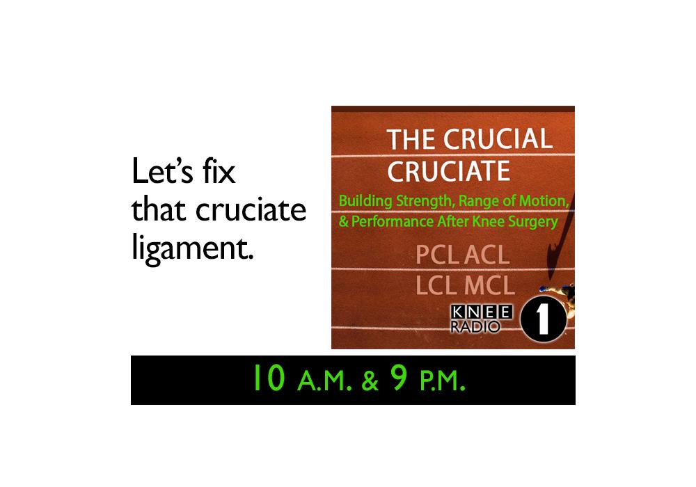 The-Crucial-Cruciate-Show