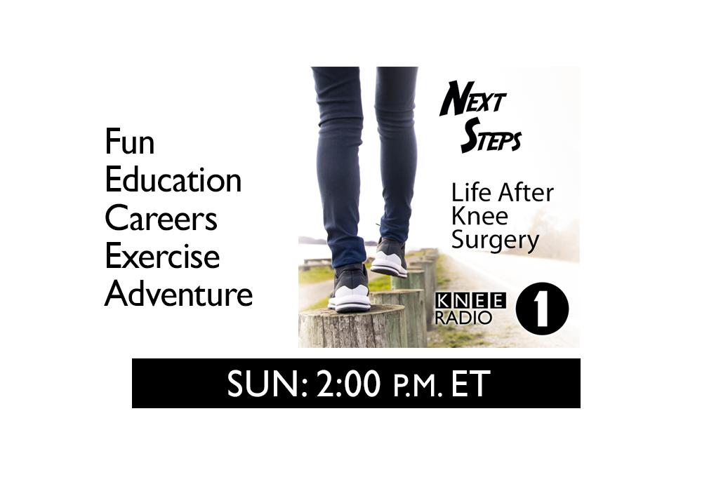 Sunday-Next-Steps After Knee Surgery